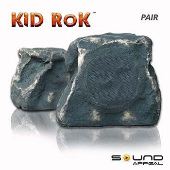 10. KiD RoK Outdoor Rock Speaker