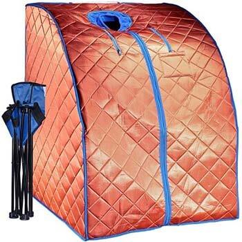 4. Duherm Infrared Portable Sauna