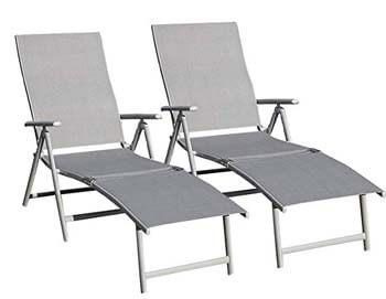 4. Kozyard Cozy Folding Chair