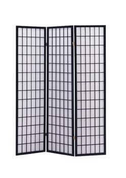 1. ACME 02284 Wood Folding Screen