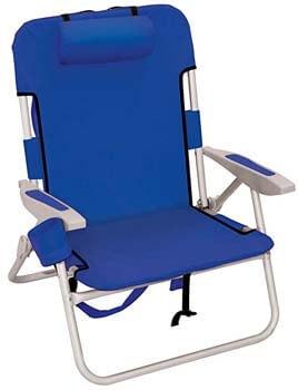 4. Rio Big Boy Beach Chair