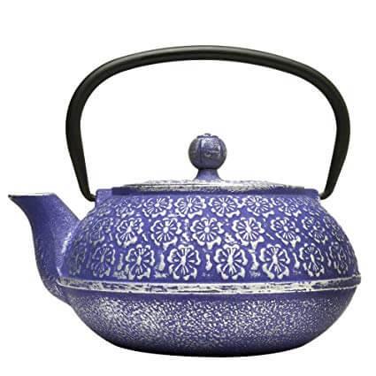 1. Primula Cast Iron Teapot