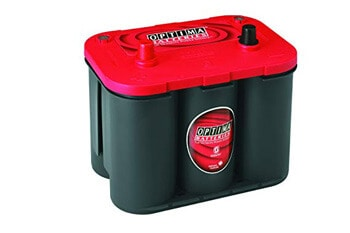 10. Optima Batteries 8002-002 34 RedTop Starting Battery