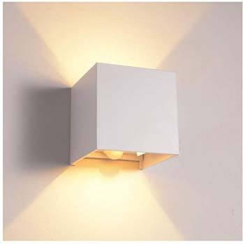 8. INHDBOX Motion Sensor LED Wall Lighting Sconce