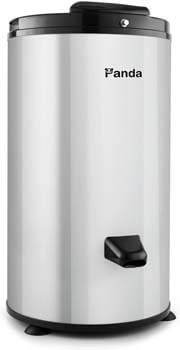 8. Panda PANSP21W 3200 RPM Portable Spin Dryer 110V/22lbs White Stainless Steel