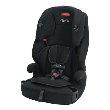3. Graco Tranzitions 3-in-1 Harness Booster Seat