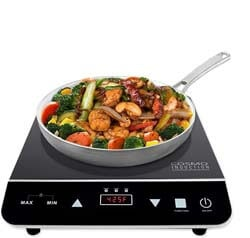 7. Cosmo Portable Electric Induction Cooktop
