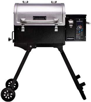 4. Camp Chef Pursuit Portable Pellet Grill PPG20