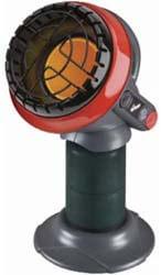 3. Mr. Heater F215100 MH4B Little Buddy 3800-BTU Indoor Safe Propane Heater