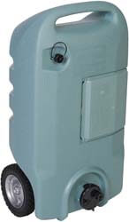 3. Tote-N-Stor 25607 Portable Waste Transport - 15 Gallon Capacity