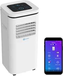4. RolliCool Alexa-Enabled Portable Air Conditioner 12,000 BTU AC Unit