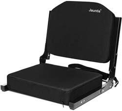 5. Jauntis Stadium Seats for Bleachers, Bleacher Seats
