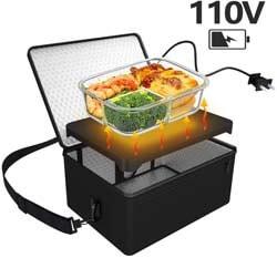 1. Rottogoon Portable Oven, 110V Portable Food Warmer