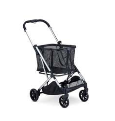 10. Joovy Boot Lightweight Shopping Cart with Reusable, Removable Shopping Bag