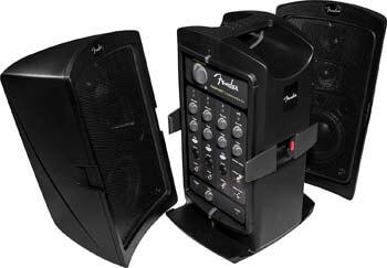 7. Fender Passport Conference PA Speaker System