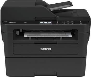 7. Brother MFCL2750DW Monochrome All-in-One Wireless Laser Printer
