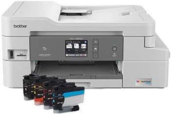 9. Brother MFC-J995DW INKvestmentTank Color Inkjet All-in-One Printer