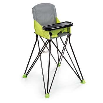 1. Summer Pop 'n Sit Portable Highchair, Green