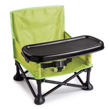 2. Summer Pop 'n Sit Booster Seat, Green