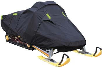 5. SBU Trailerable Snowmobile Snow Machine Sled Cover