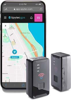 6. Spytec GL300 GPS Tracker for Vehicle Car Truck RV
