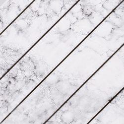 Glacier  (white polished marble)
