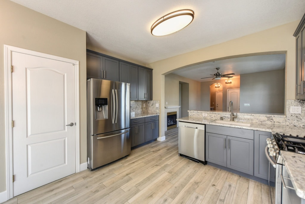 Home for sale 1733 Atwell Interior Kitchen Towards Great Room
