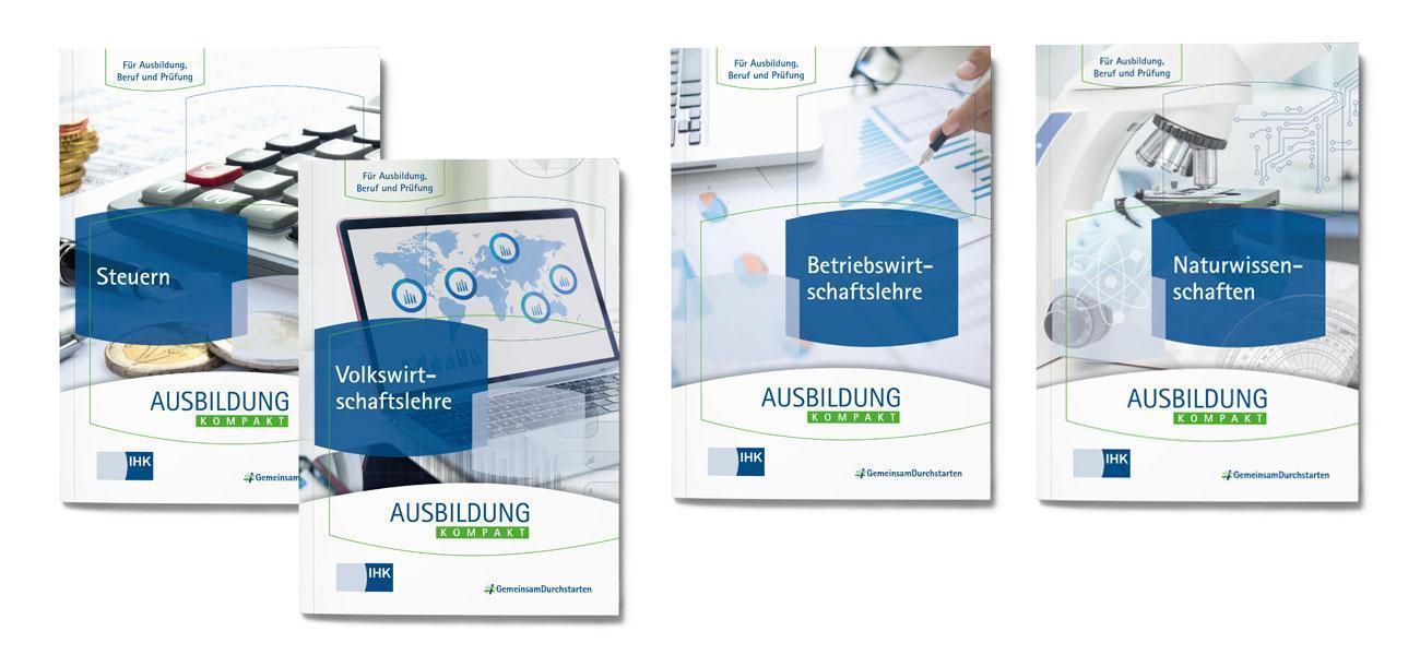 Coverreihe Ausbildung kompakt