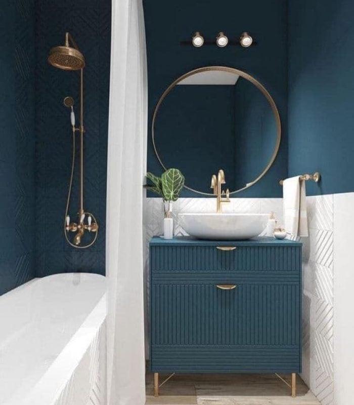 Tendance 2021, Tendance 2021 : les 12 couleurs et matières à adopter pour votre salle de bains