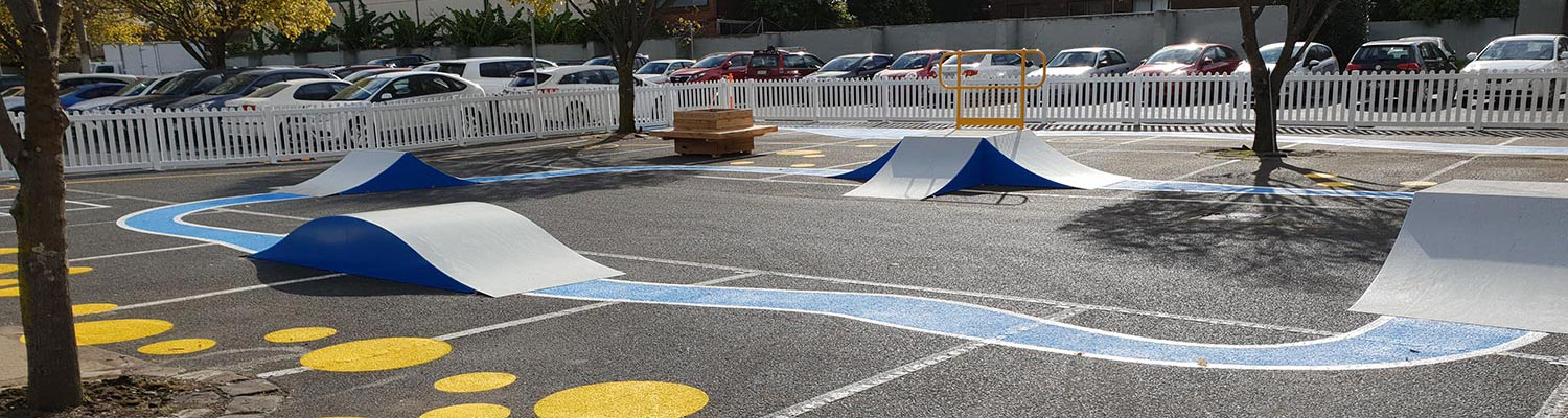 Skateramps Australia designs and manufactures relocatable ramps for skateboards, scooters, inline skates and BMX bikes.
