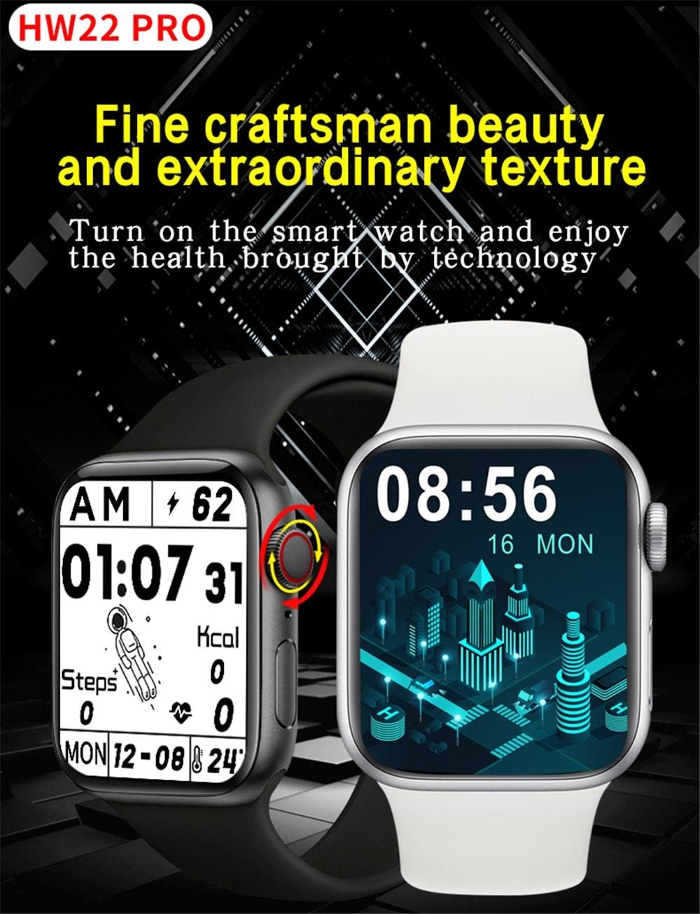 2021 HW22pro Smart Watch