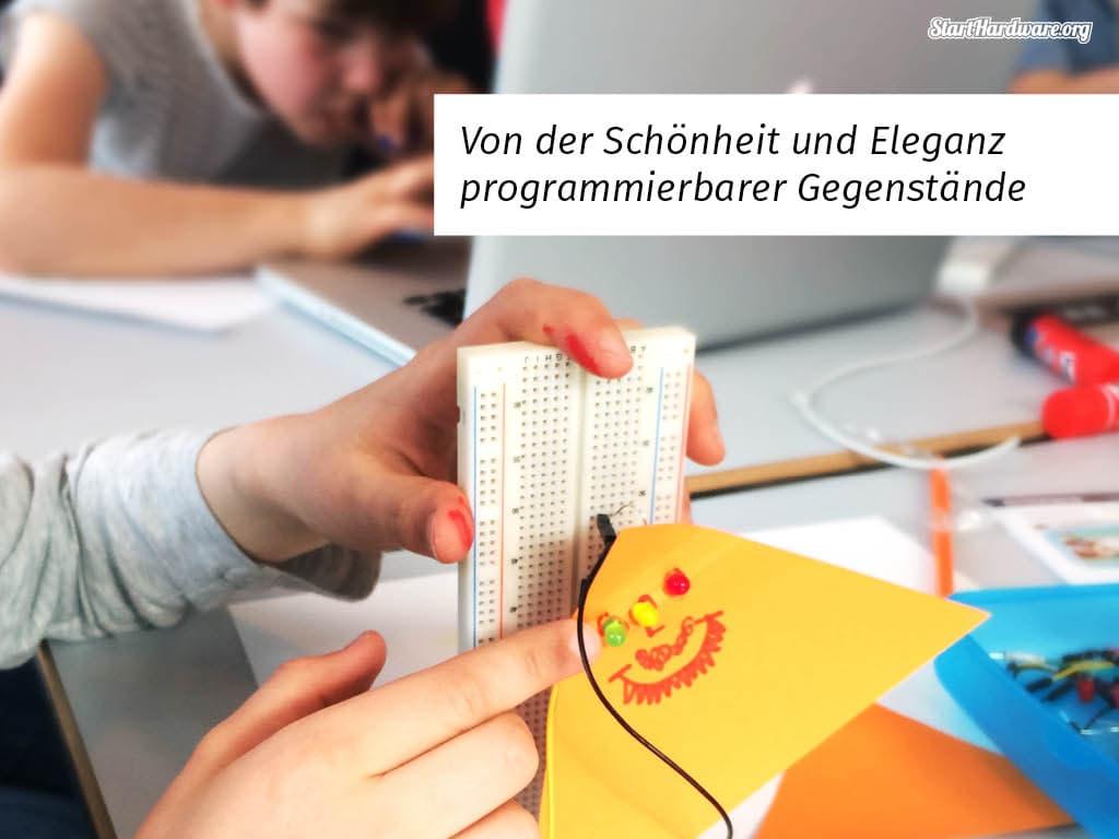 Arduino in der Schule