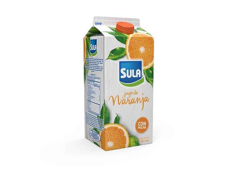 Jugo de naranja Premium