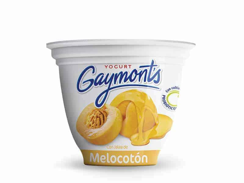 Yogurt de Melocotón