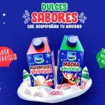 Malteadas Navideñas Sula | Malvavisco navideño y Mocha con menta navideña