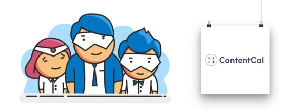 Bring A Pal And Have Your Social Media Team In Sync With ContentCal (Onboarding and Review)