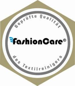 fashioncare-Gütezeichen-Textilreinigung