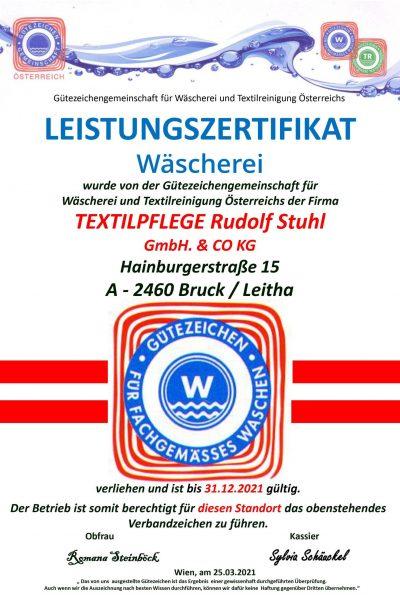 Gütezeichen-Wäscherei-2021