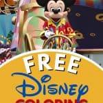 Free Disney printables. Disney coloring sheets