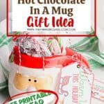 Dollar Tree Craft. Dollar Store Hot Chocolate Mug Christmas Gift is an easy last-minute homemade holiday gift idea. In a rush to fill some last minute Christmas gifts? This DIY holiday gift is so easy to create.