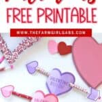 Tell your Valentine they are all right (or is it write?) with these adorable Cupid's Arrow Printable Pencil Valentines. Download this free Valentine's Day printable and make your own pencil valentine's for friends. This is an easy Valentine's Day craft for kids to make.