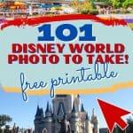 101 Disney Photography Tips