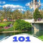 Walt Disney World Planning Tips - 101 photos to take