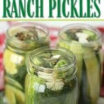 """If you are a fan of ranch dressing, try making ranch pickles. Refrigerator ranch pickles aren't a """"new recipe"""" but have gained a lot of popularity lately thanks to TikTok."""