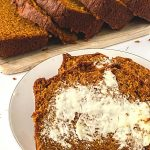 Copycat Starbucks Pumpkin Bread recipe. It's the perfect easy recipe to follow when you're excited about the fall season and want something delicious to eat with your coffee! You will love this easy quick bread recipe. Starbucks pumpkin bread copycat recipe is moist, delicious and full of flavor. It's the perfect easy fall snack recipe.