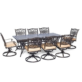 9. Hanover Traditions Dining Set