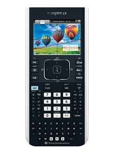 3. Texas Instruments TI Nspire CX Graphing Calculator