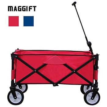 7. Maggift Collapsible Folding Outdoor Utility Wagon