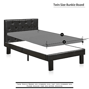 4. Spinal Solution Assembled Bunkie Board