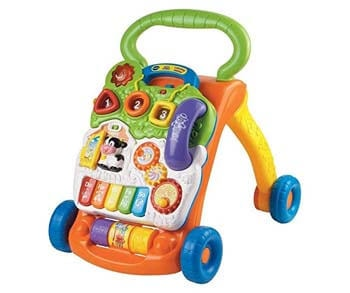 1: VTech Sit-to-Stand Learning Walker (Frustration Free Packaging)